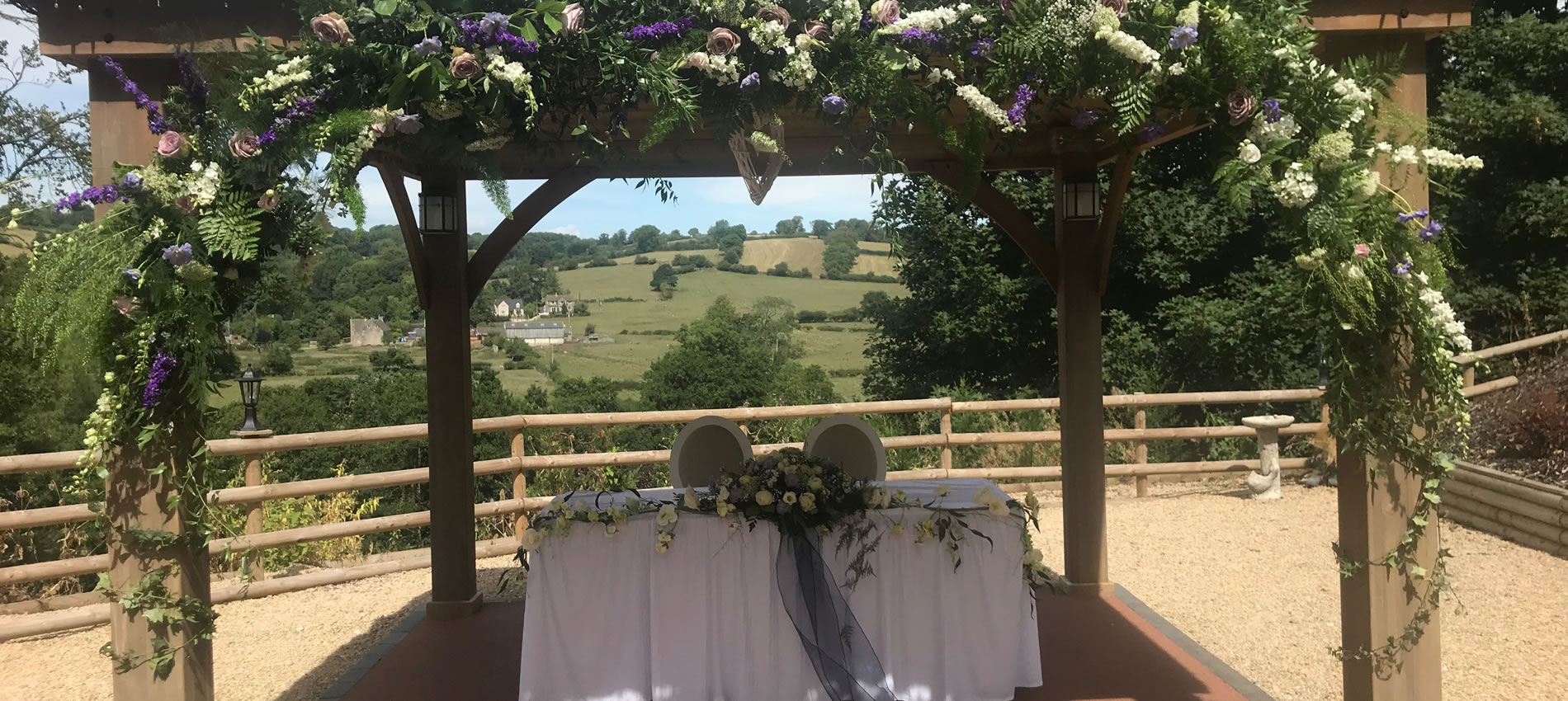 Weddings at The Bentley Brook