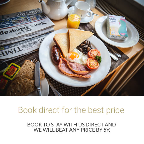 Stay at The Bentley Brook Inn