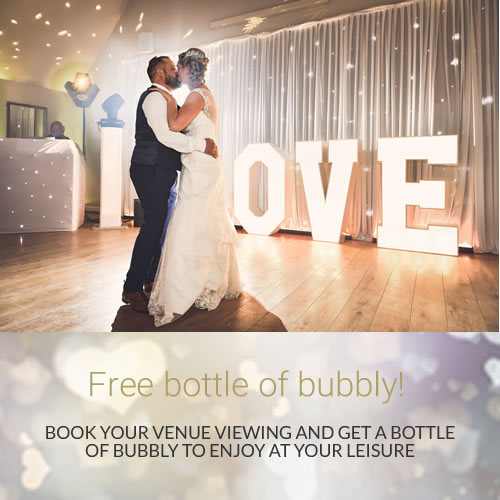 Weddings at The Bentley Brook Inn